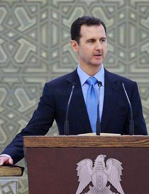叙利亚总统:若无土耳其沙特支持IS不可能生存