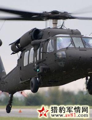 台湾接收第二批美国黑鹰直升机