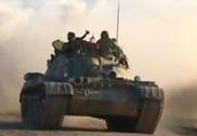 朱日和D:红军59坦克连躲10枚导弹 击毁数辆战车