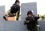 中国武警雪豹突击队神秘反恐利器曝光
