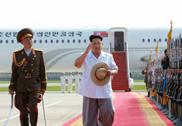 朝鲜停战协定62周年:金正恩指导古董战机飞行