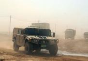 涂装也是战斗力:解放军猛士换沙漠涂装 造型帅气