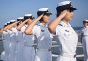 微山湖舰普通官兵的一天:身藏绝技 默默无闻