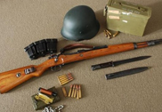 真下功夫:K98的保养工具