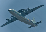 中国空警500预警机现身阅兵彩排 或将正式亮相