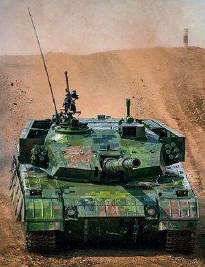 中国赴俄参赛面临4大不利因素 96A专用炮弹曝光