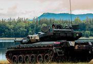 泰国堡垒坦克美照曝光 竞标中曾击败中国96式