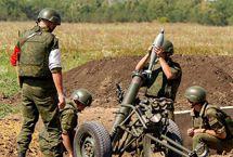 炮兵能手:解放军用自行迫击炮对战俄牵引小炮
