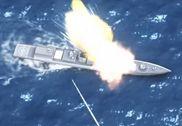 台湾幻想沱江舰打爆解放军2架苏30 击沉1艘052D