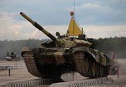 坦克大赛落下帷幕 中国队获得10项第二1项第三