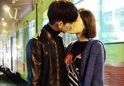 张翰古力娜扎证实恋情 自曝图片两人热吻
