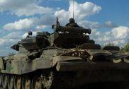 俄军新锐T-90A主战坦克现身乌克兰卢甘斯克地区