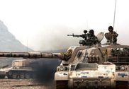 解放军89式自行反坦克炮亮相 涂装罕见沙漠迷彩