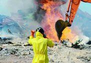 天津政府将对爆炸受损房屋分类处置