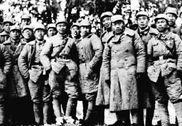 1942年日军扫荡八路军总部