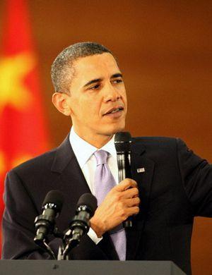 奥巴马怠慢中国大阅兵:中国大使两记重拳回敬