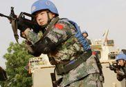美称中国突然对联合国部队增加投入 抢奥巴马风头