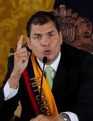 厄瓜多尔左派掌权叫板美国