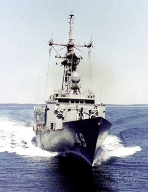 外媒:奥巴马本周内或授权向台湾出售两艘护卫舰