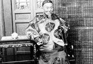 为拍照片换装:第一位访问美国的清朝高官
