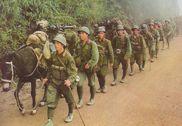 令敌军丧胆的瞬间:反击战战场照