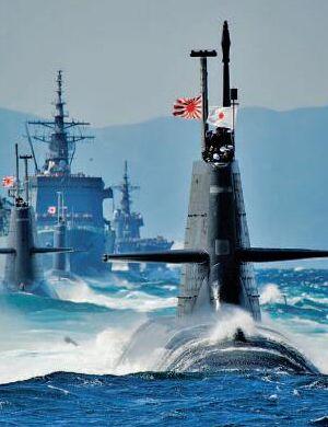 俄专家:台湾欲求购苍龙级潜艇 日本不敢下决心