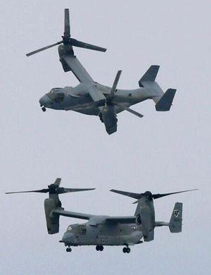 日本正式向美订购17架鱼鹰飞机