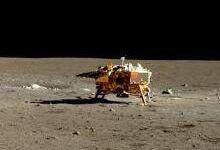 嫦娥三号拍出迄今最清晰月球照片 展现真实月球</h1>        <!-