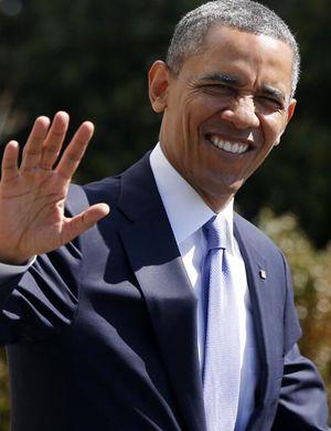 奥巴马公开拉拢台湾打击IS 罕见称其为亚洲盟友