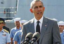 奥巴马登上菲律宾军舰对南海喊话的真实意图曝光
