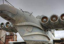 蛰伏的反舰巨兽 里海怪物退役20年内部依旧崭新</h1>        <!-