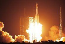 长征五号火箭入海南发射场合练 1年内首次飞行
