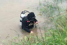 南方多省大洪水 海军出动潜水分队探摸长江大提
