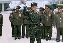 金正恩指导朝军最新无人机试飞 控制器陈旧落后