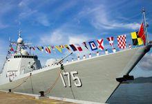 中国海军第4艘052D银川舰入列南海舰队 时机敏感