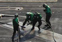 阻拦索绝不仅是一根钢索 舰载机安全降落全靠它