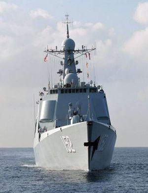环太23天海上演练结束 中国参演编队返回珍珠港