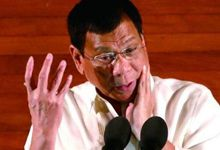 曝光菲律宾总统私密谈话:他在南海到底怎么想?