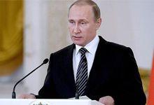 <strong>普京签署总统令正式将克里米亚并入俄罗斯南部地区</strong>