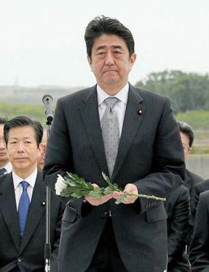 安倍为何反对美不首先用核武 因对抗中国底气不足