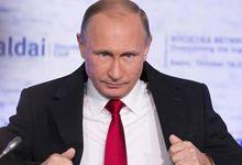普京称谁都别想吓唬俄罗斯 既花钱又毫无前途