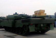 东南亚再添顶级装备 印尼接收16辆大改版豹2坦克