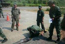 台湾勇虎坦克试射时主炮炸膛 1人眼睛不适进医院