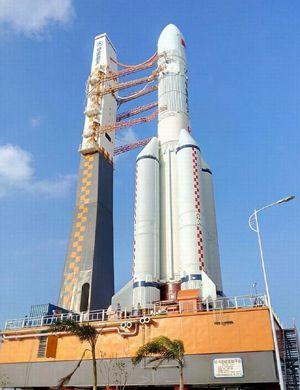 中国准备建造超大直径运载火箭 起飞重量3000吨