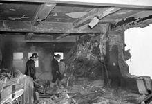 70年前预演911 帝国大厦曾遭轰炸机撞击烈火熊熊