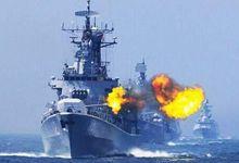 美国防部称巡航南海将会常规化 遭中方军舰跟随