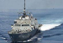 中国两艘军舰依法警告美舰 我海军严密监视海空