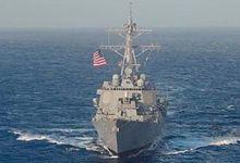 美军方称美军每天都在亚太巡航 根据国际法进行