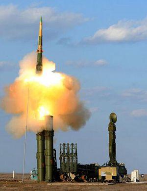 俄媒:售华S400导弹将按合同供应 属首次出口