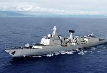 简氏曝疑似中国国产航母最新进展 或在明年下水